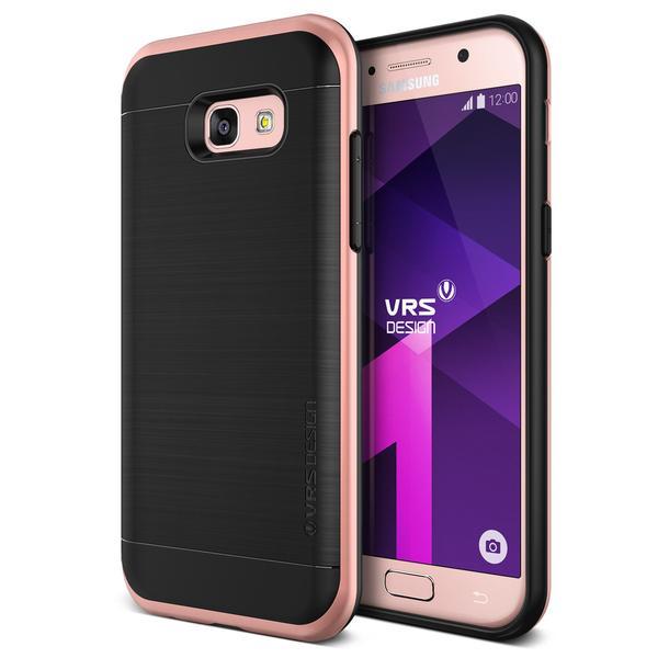 Verus Galaxy A5 2017 Case High Pro Shield - Rose Gold