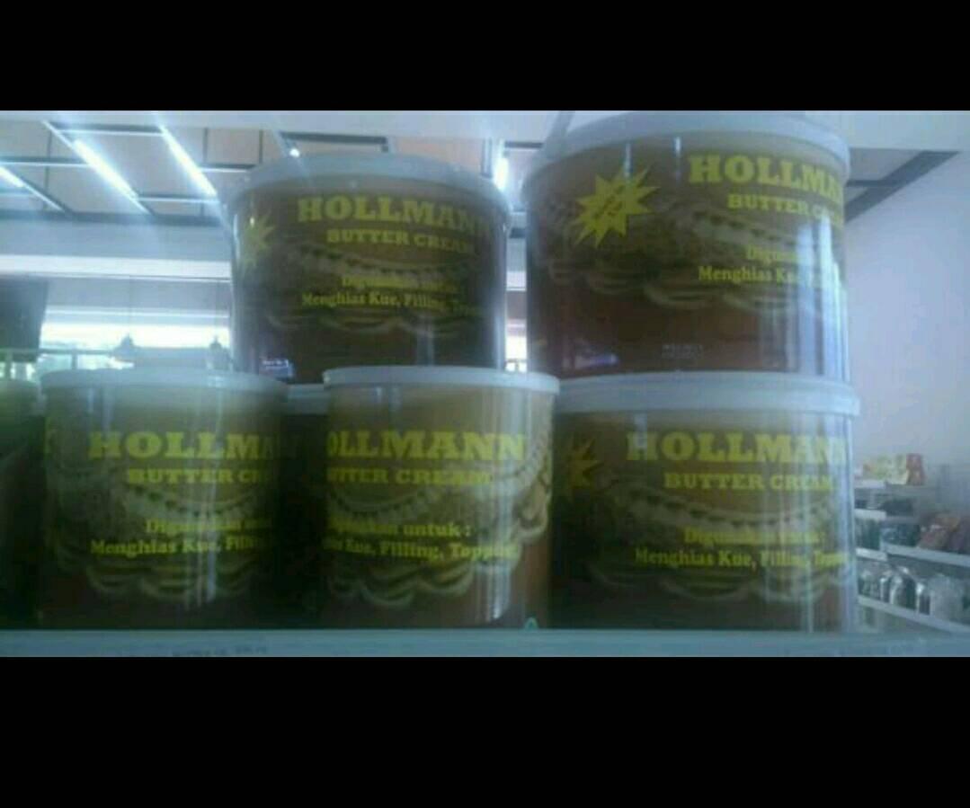 hollmann butter cream 1 kg - Blanja.com