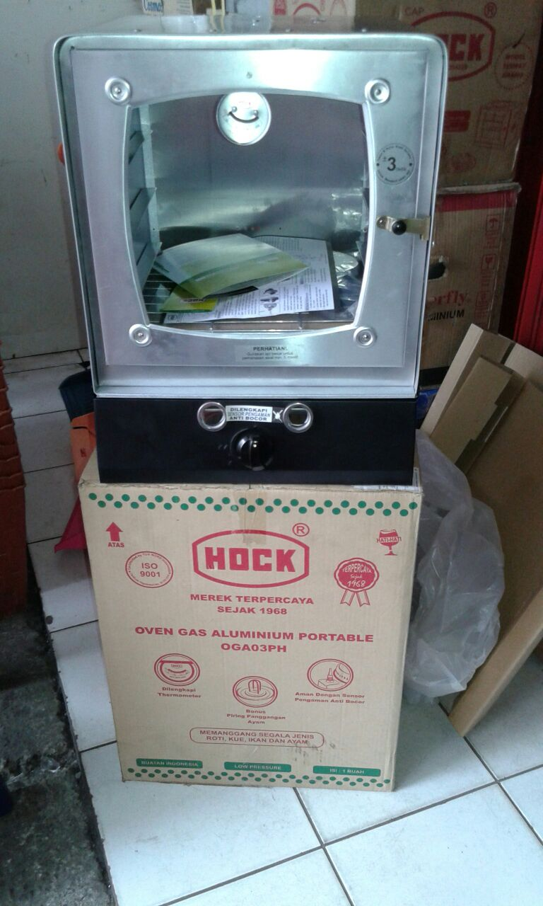 Jual Segini Aja Harga Oven Hock Gas Portable Terbaru Aluminium 02 Tempat Arang
