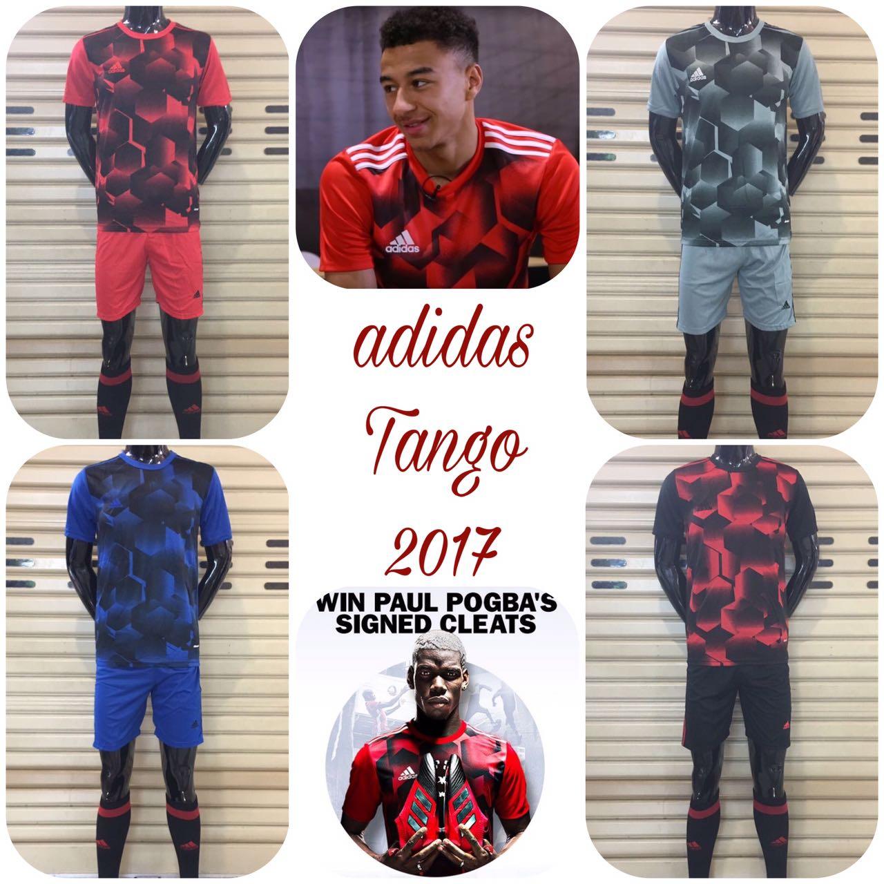 jersey setelan futsal import gradeori adidas tango