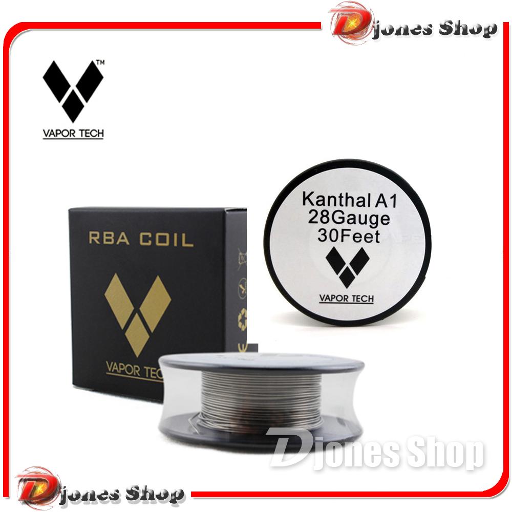 Jual Kanthal Wire A1 28 AWG / Gauge 0,3mm|Kawat Kanthal / Khantal 10 ...