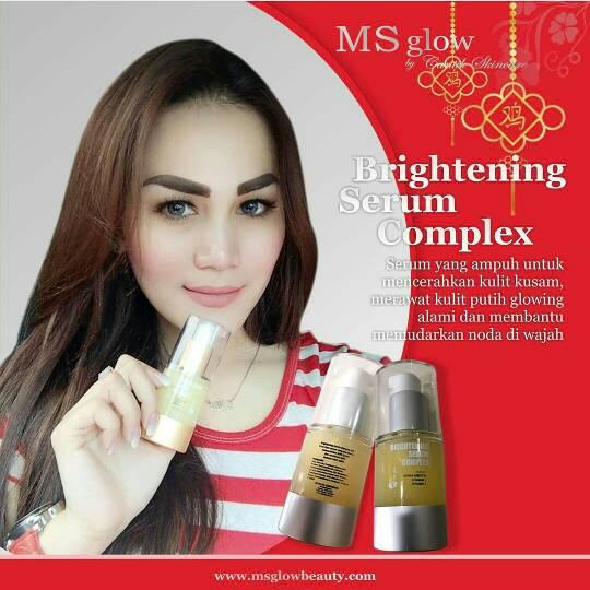 Ms Glow Brightening Serum Complex