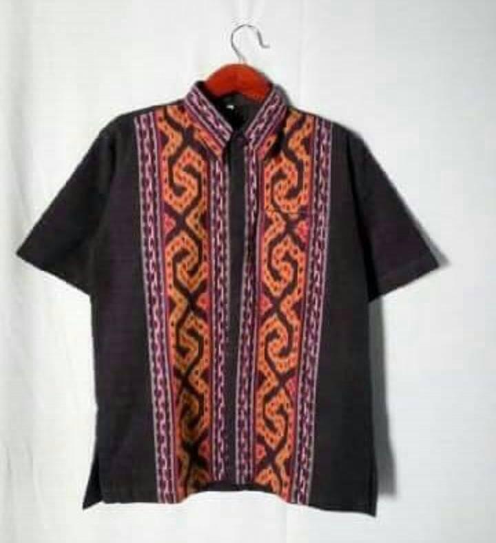 Diskusi Produk Kemeja Batik Pria Motif Toraja Spesial