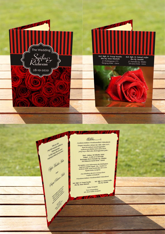 Promo Harga Kartu Ucapan Terima Kasih Kupon Souvenir Pernikahan 44 5 Jual Undangan Ciputat Wabetaprint Tokopedia