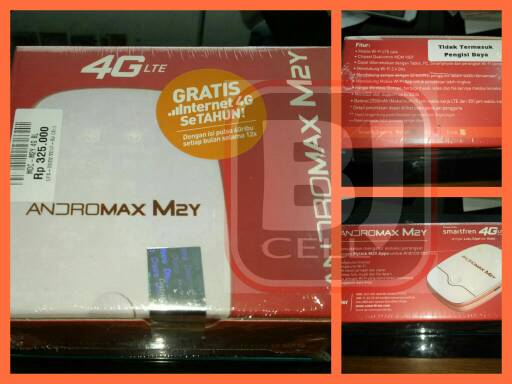 Jual Mini Router Andromax M2Y 4G LTE