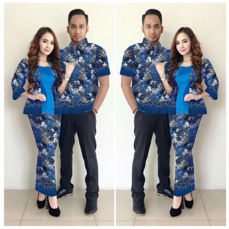 Baju Batik Remaja Karir