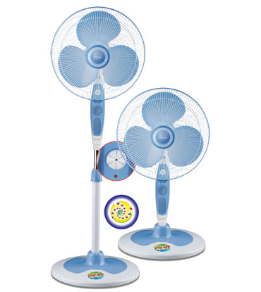 Miyako - Kipas Angin / Stand Fan KAS1629KB