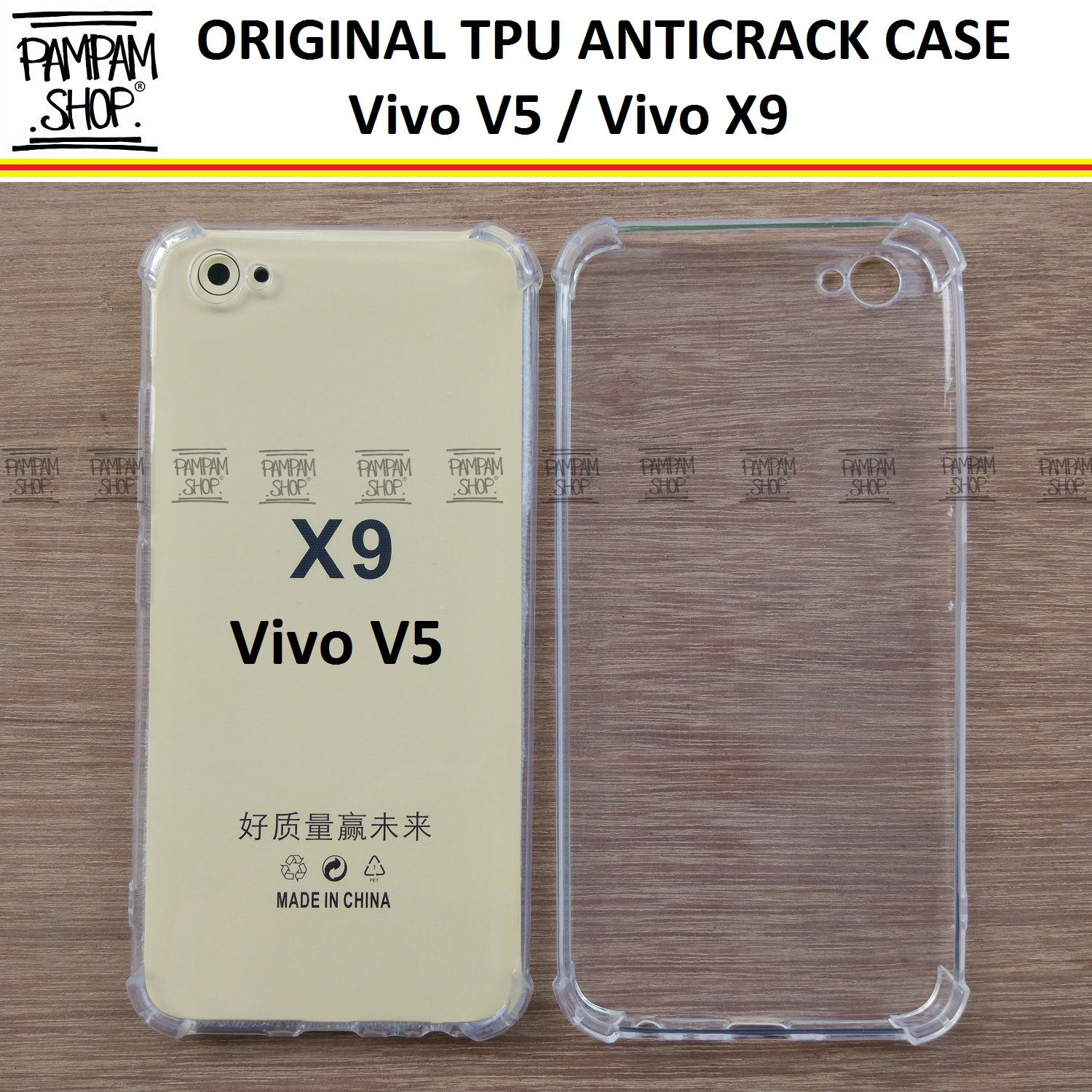 Anti Crack Case|Anti Shock Case (Colour) for Iphone 5G . Source · Elegant Softcase For Oppo A39 Clear Free 1x Pop Socket; Page -