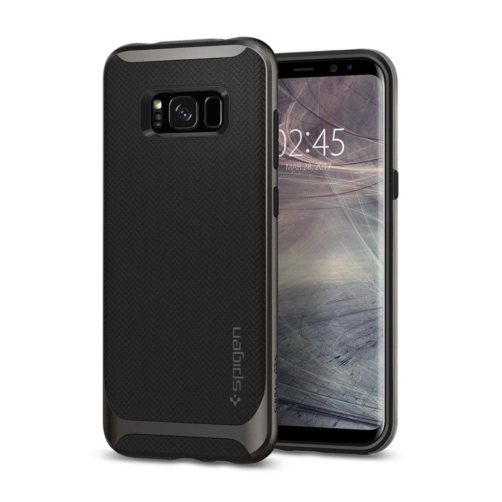 Spigen Samsung Galaxy S8 Case Neo Hybrid Casing - Gold Maple