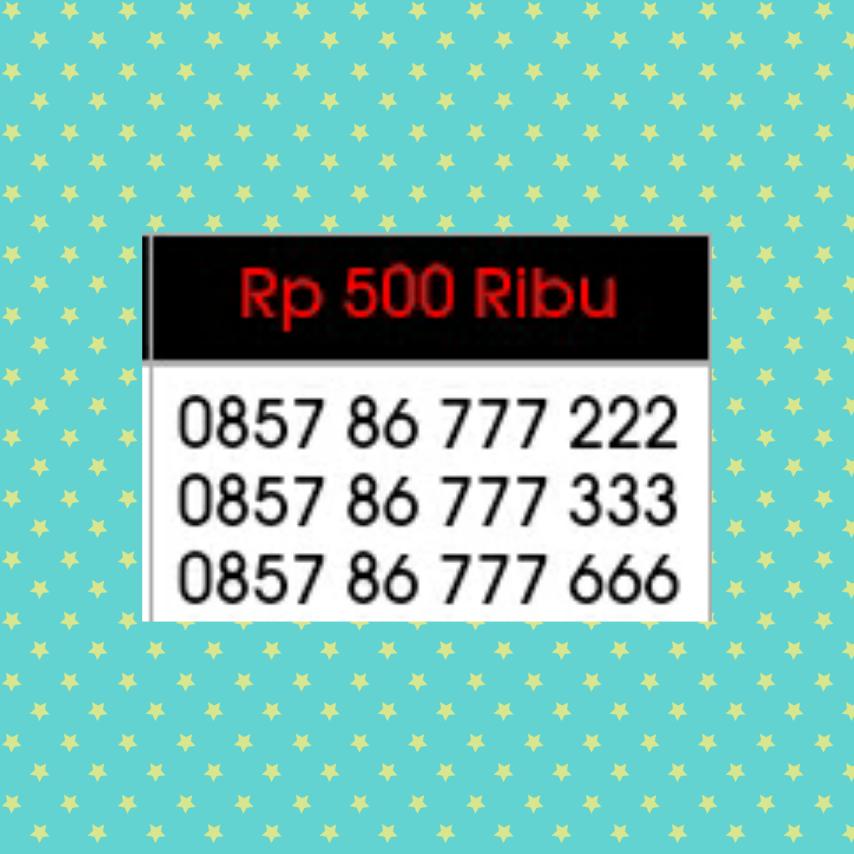 Jual Nomor Cantik Indosat(Im3)DOUBLEAAA/0857 86 777 222, 333 &