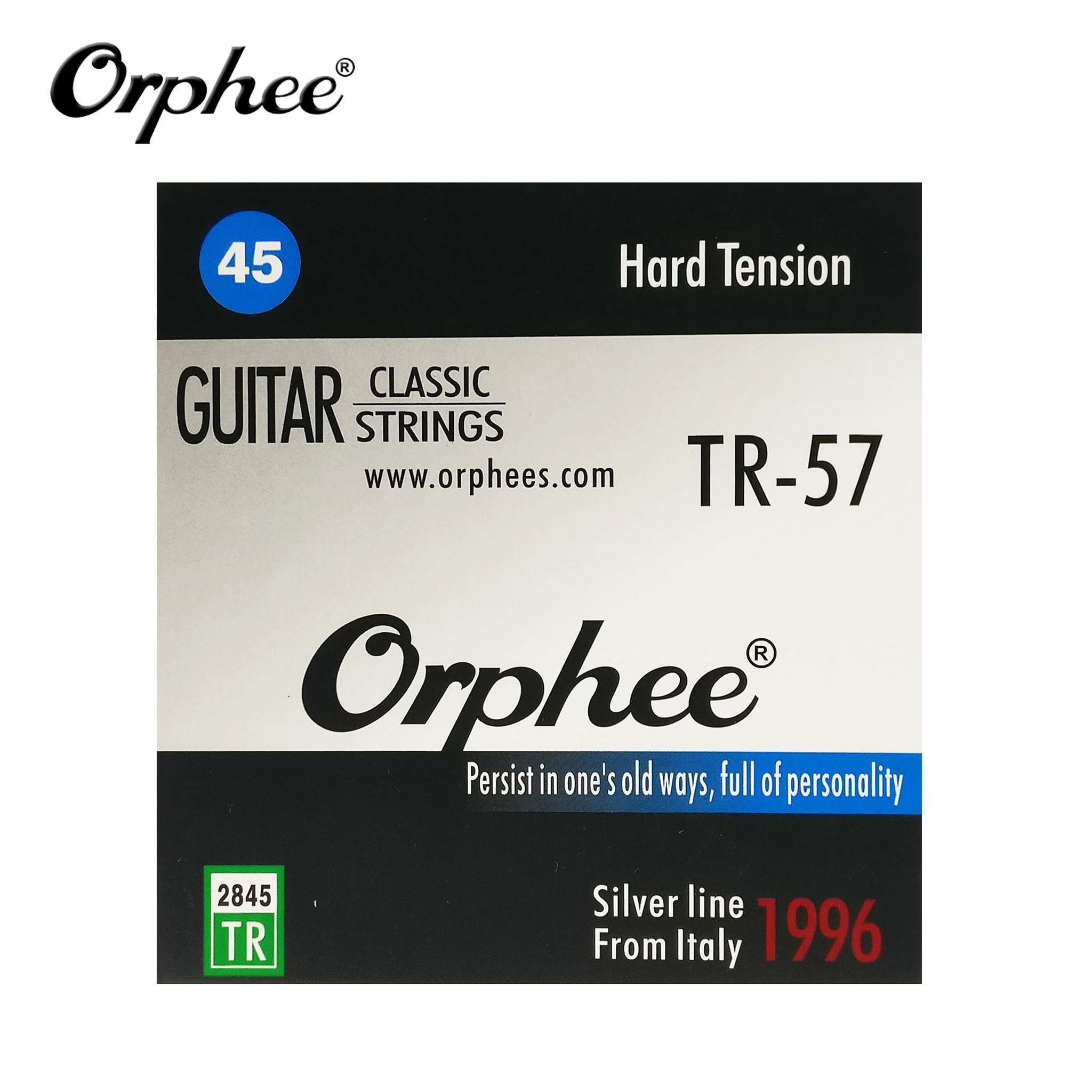 Senar Gitar Klasik Orphee TR - 57 Hard Tension - Blanja.com