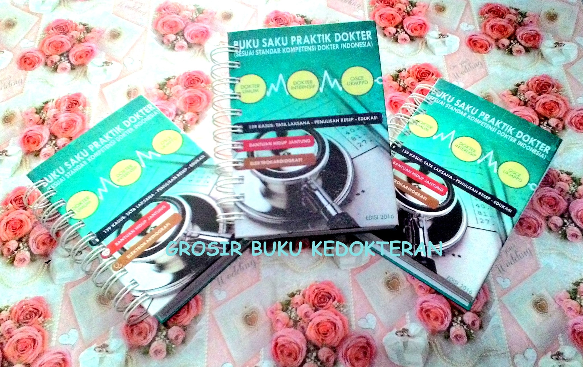 Buku Saku Praktik Dokter Revisi 2016