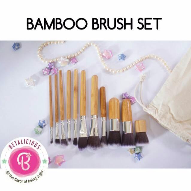 BAMBOO BRUSH SET thumbnail