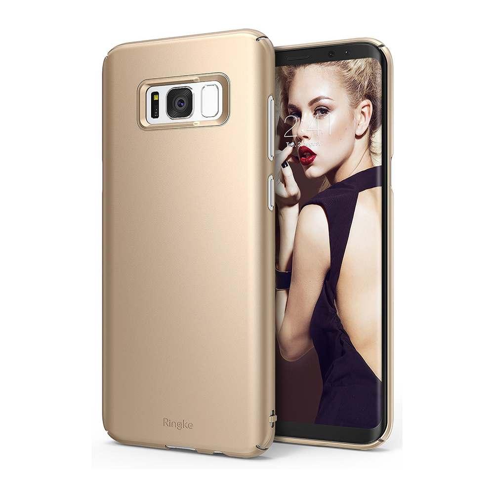 Ringke Samsung Galaxy S8 Slim Hard Case - Royal Gold