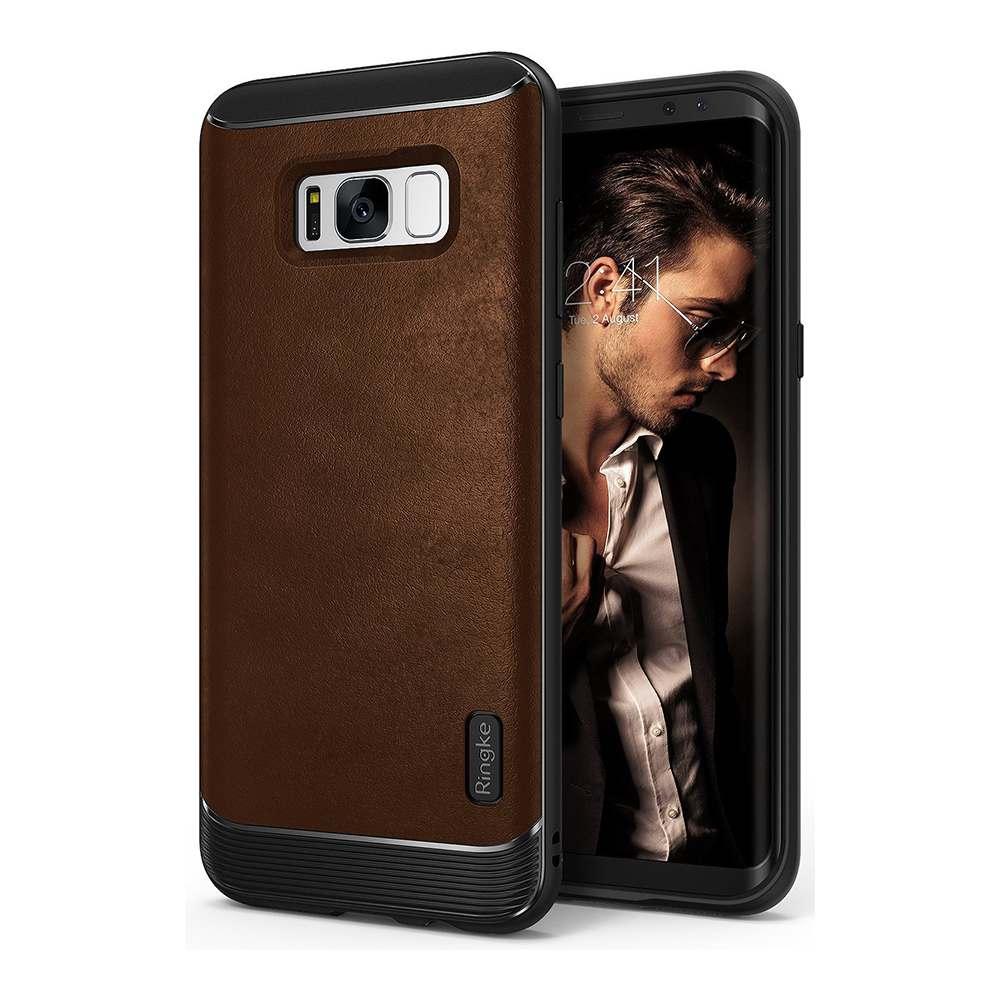 Ringke Samsung Galaxy S8 Flex S Soft Case - Brown