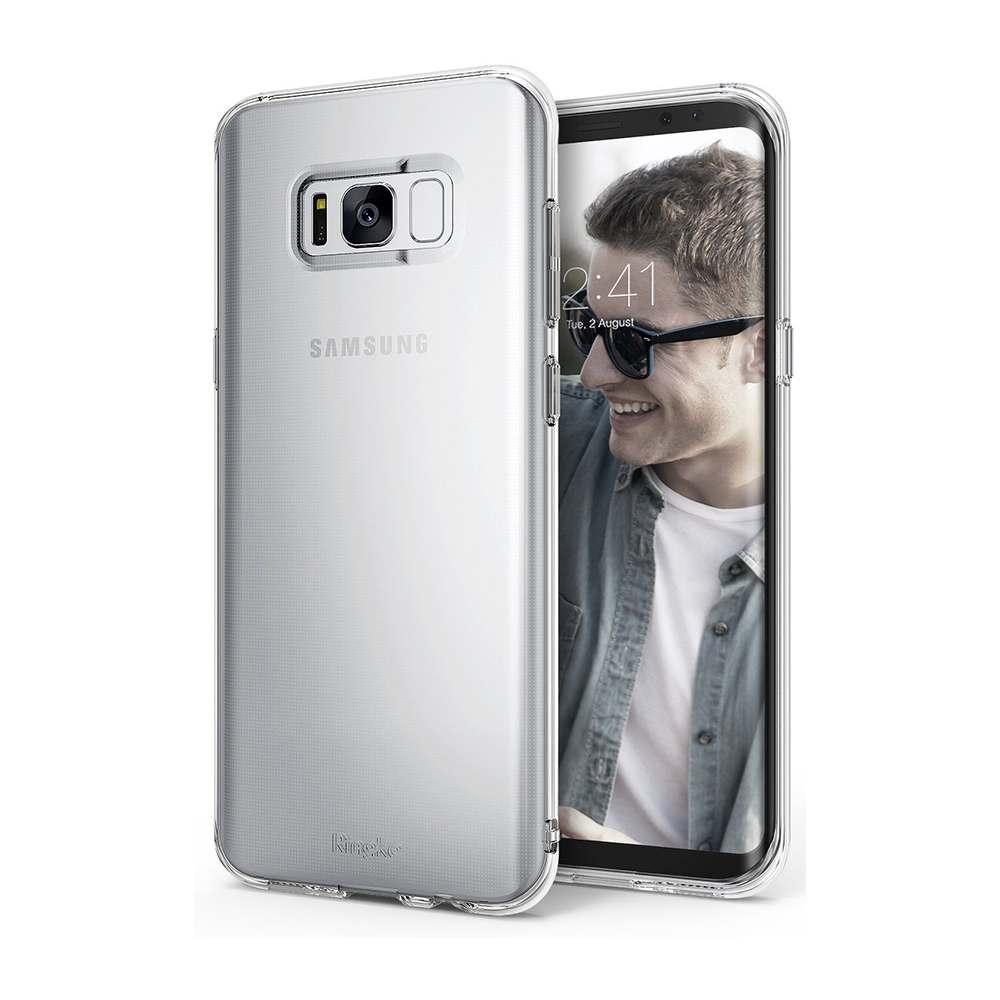 Ringke Samsung Galaxy S8 Air Soft Case - Clear