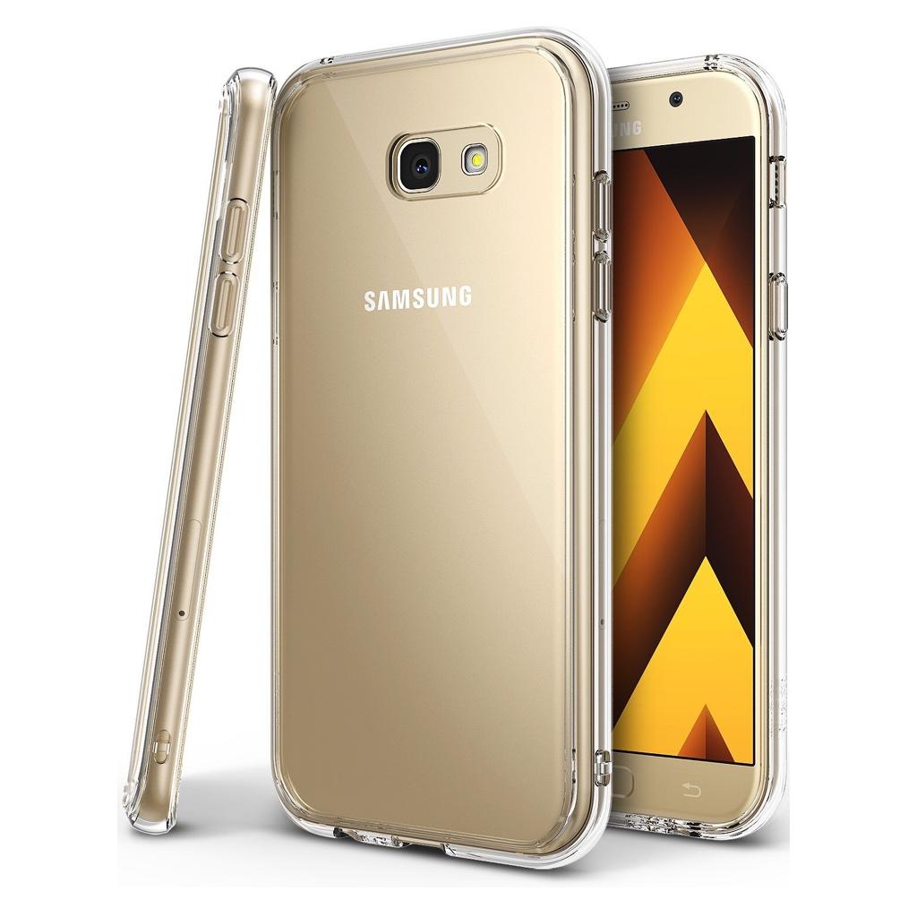 Ringke Samsung Galaxy A5 2017 Fusion Case Casing - Clear Transparan