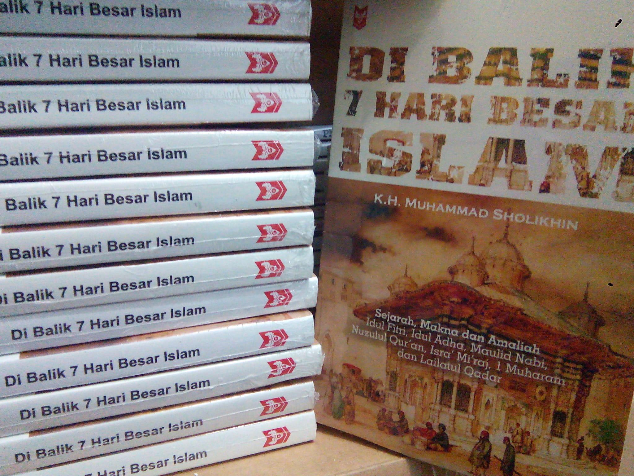 Di Balik 7 Hari Besar Islam - Blanja.com