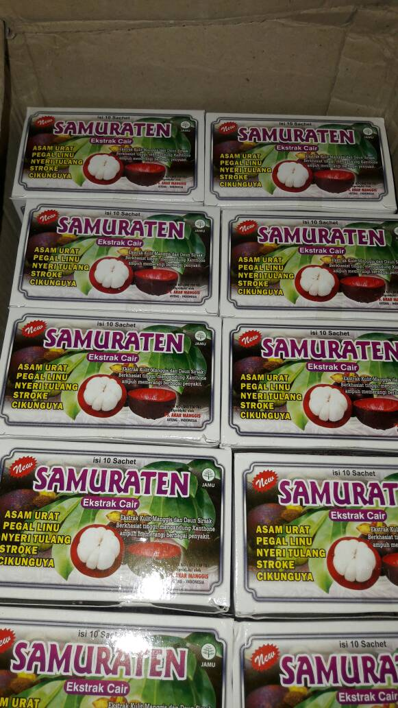 samuraten cair 1