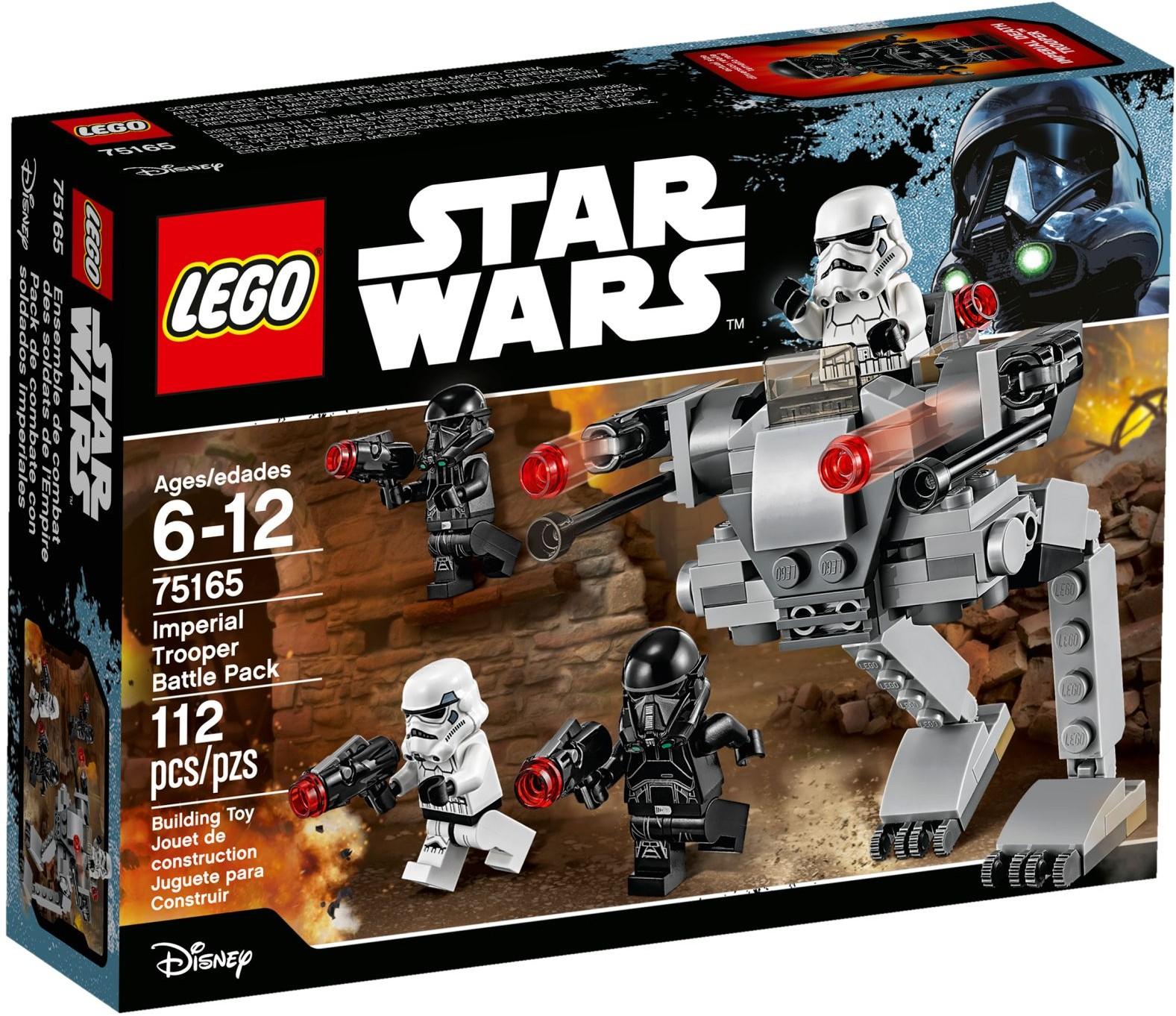 Jual Lego Star Wars 75165 Imperial Trooper Battle Pack Kota