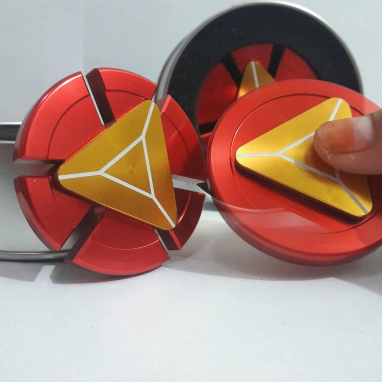 Jual Fidget Spinner Iron Man [Special Edition]