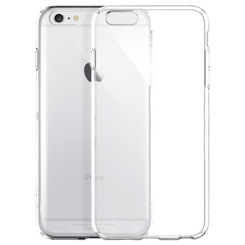 Spigen iPhone 6 Plus - 6S Plus Case Capsule Clear Cover Casing - Clear