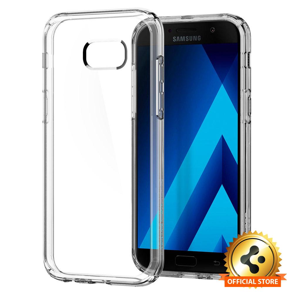 Spigen Samsung Galaxy A5 2017 Case Ultra Hybrid Casing - Crystal Clear