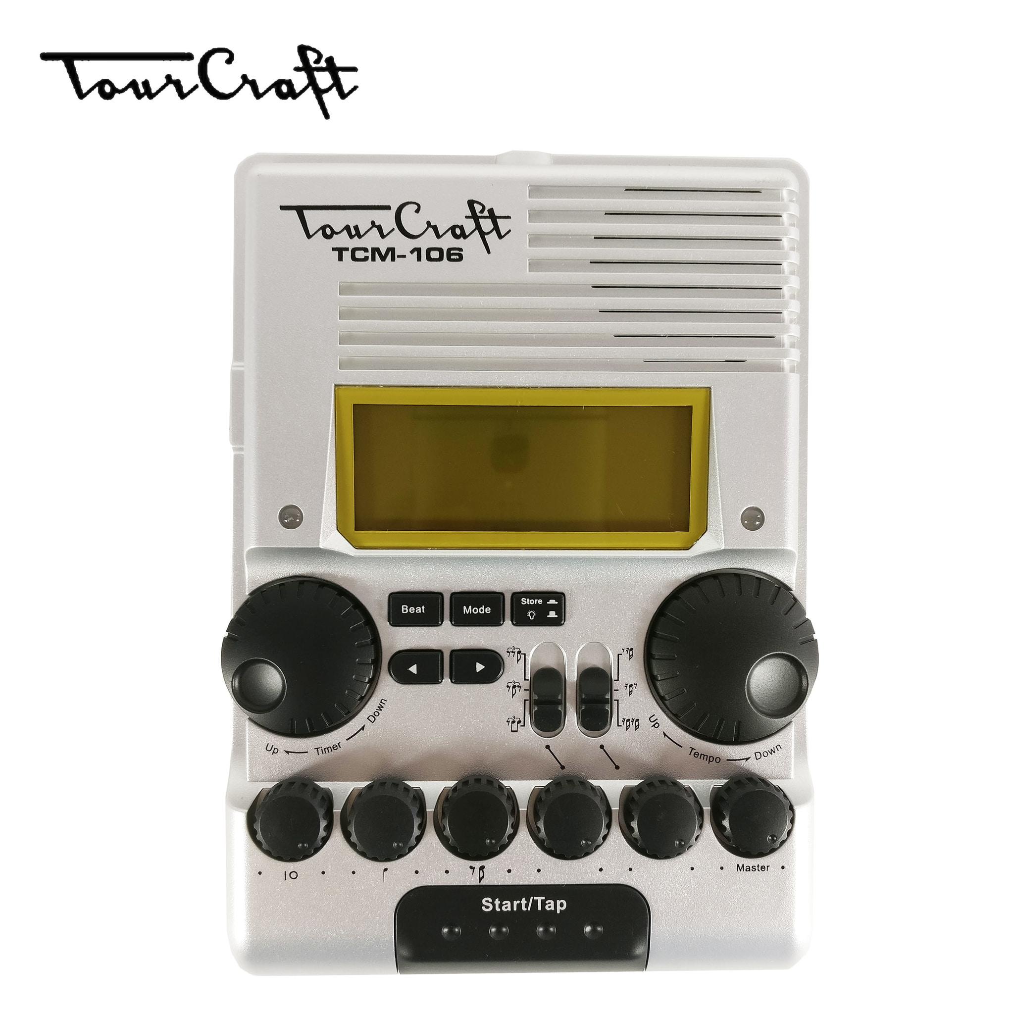 harga Metronome Dan Tone Generator Tour Craft Tcm - 106 Blanja.com