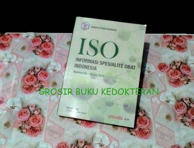 Informasi Spesialite Obat Indonesia/ISO/Buku Kedokteran/