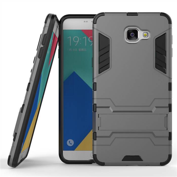 Samsung Galaxy A9 PRO Prime Anti Knock Slim Hybrid Rugged Armor Case