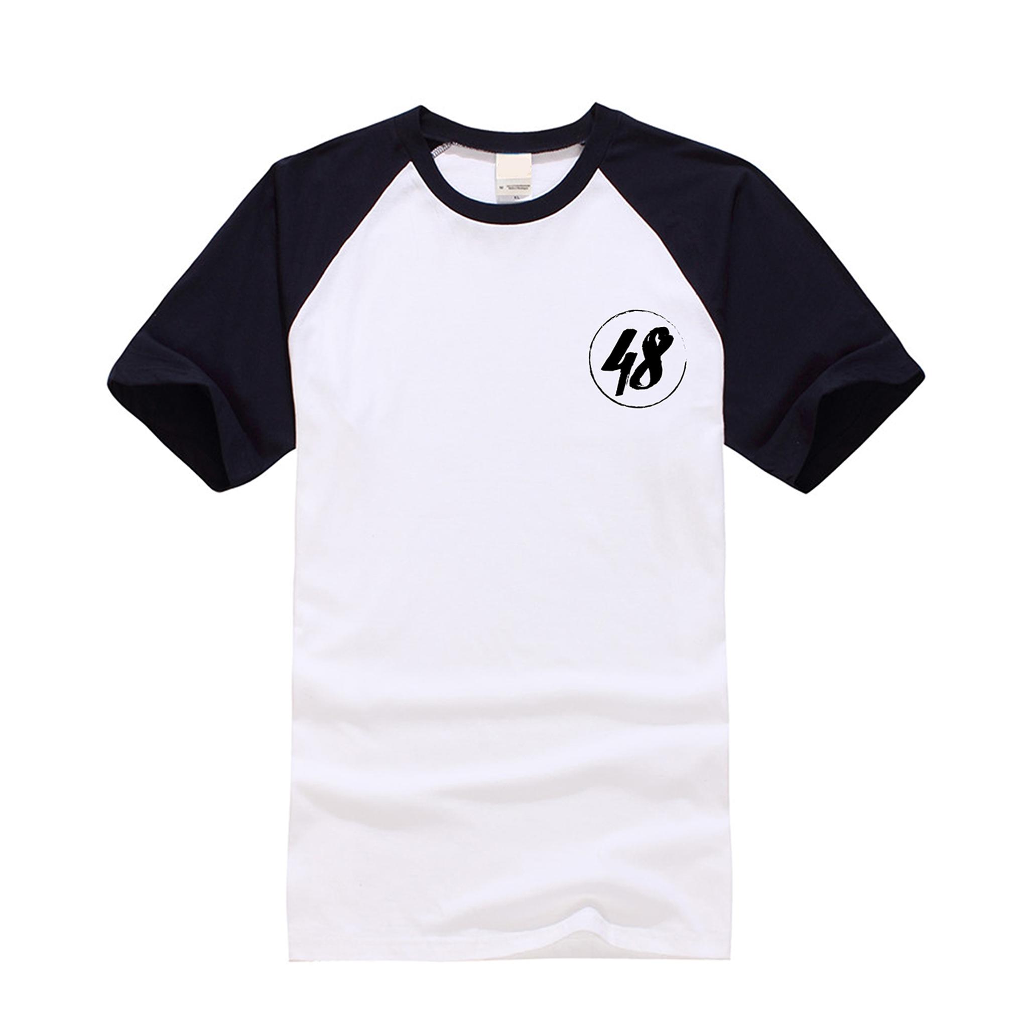 Desain t shirt jkt48 - Jkt48 T Shirt 48 Believe