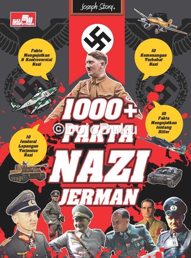 1000+ Fakta Nazi Jerman oleh Yusup Somadinata