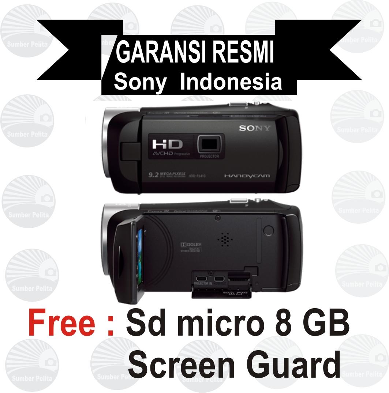 SONY HDR PJ 410 / PJ410 Handycam