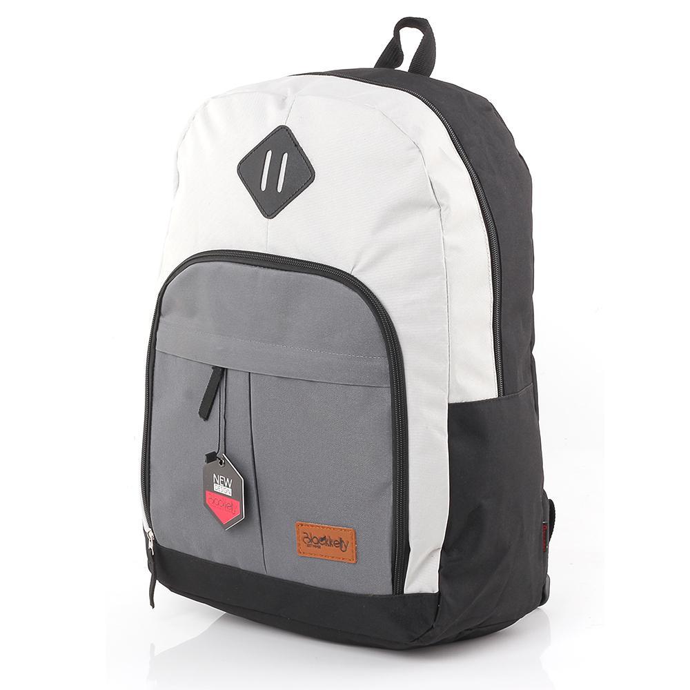 Jual Tas Ransel Pria Wanita Laptop Backpack Unisex Sepatu Anak Cewek Blackkelly Hbl491