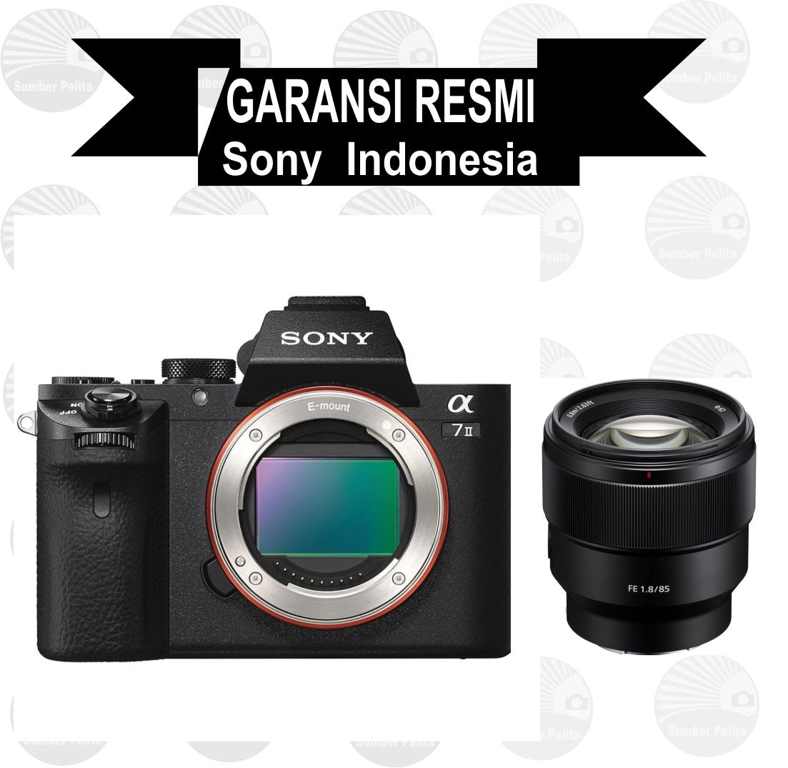 Sony A7 II + Sony FE 85 F1.8 / A7 MII / A7MII / A 7MII
