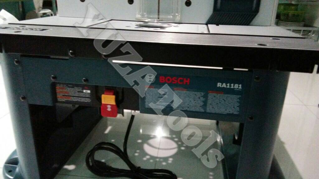 jual meja router table bosch ra1181