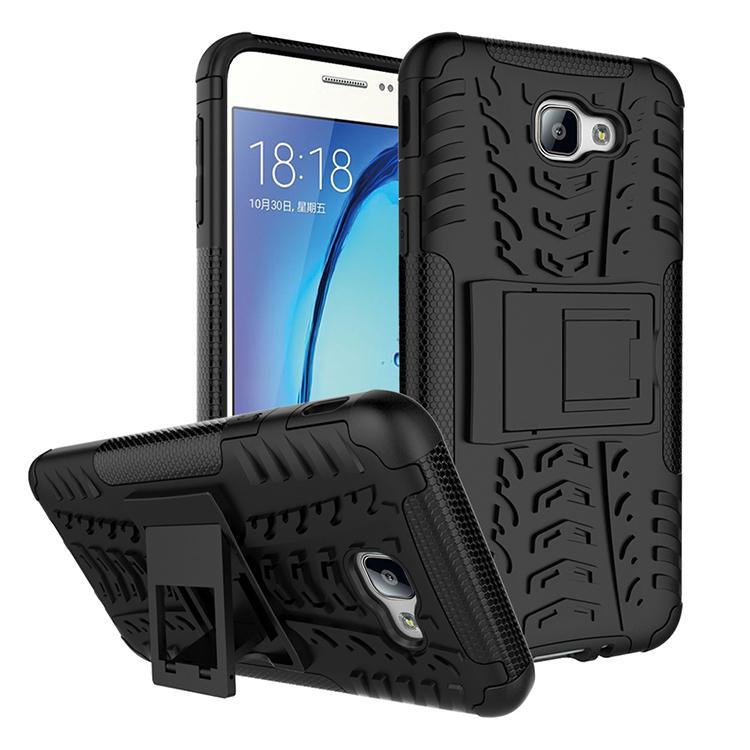 Samsung A5 2017 Armor Case XPHASE Soft Gel Case - Polycarbonate
