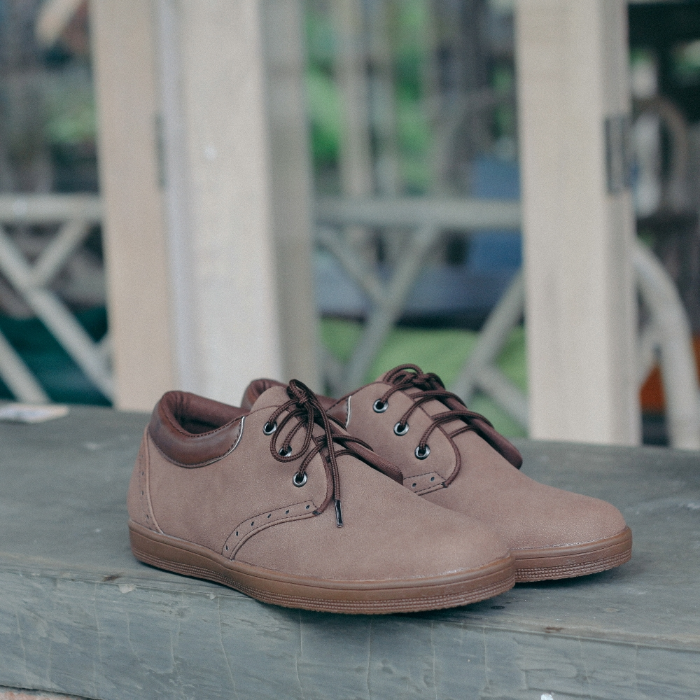 Jual Headway Footwear 17 Like Brown Sepatu Handmade Bandung 44 Sign