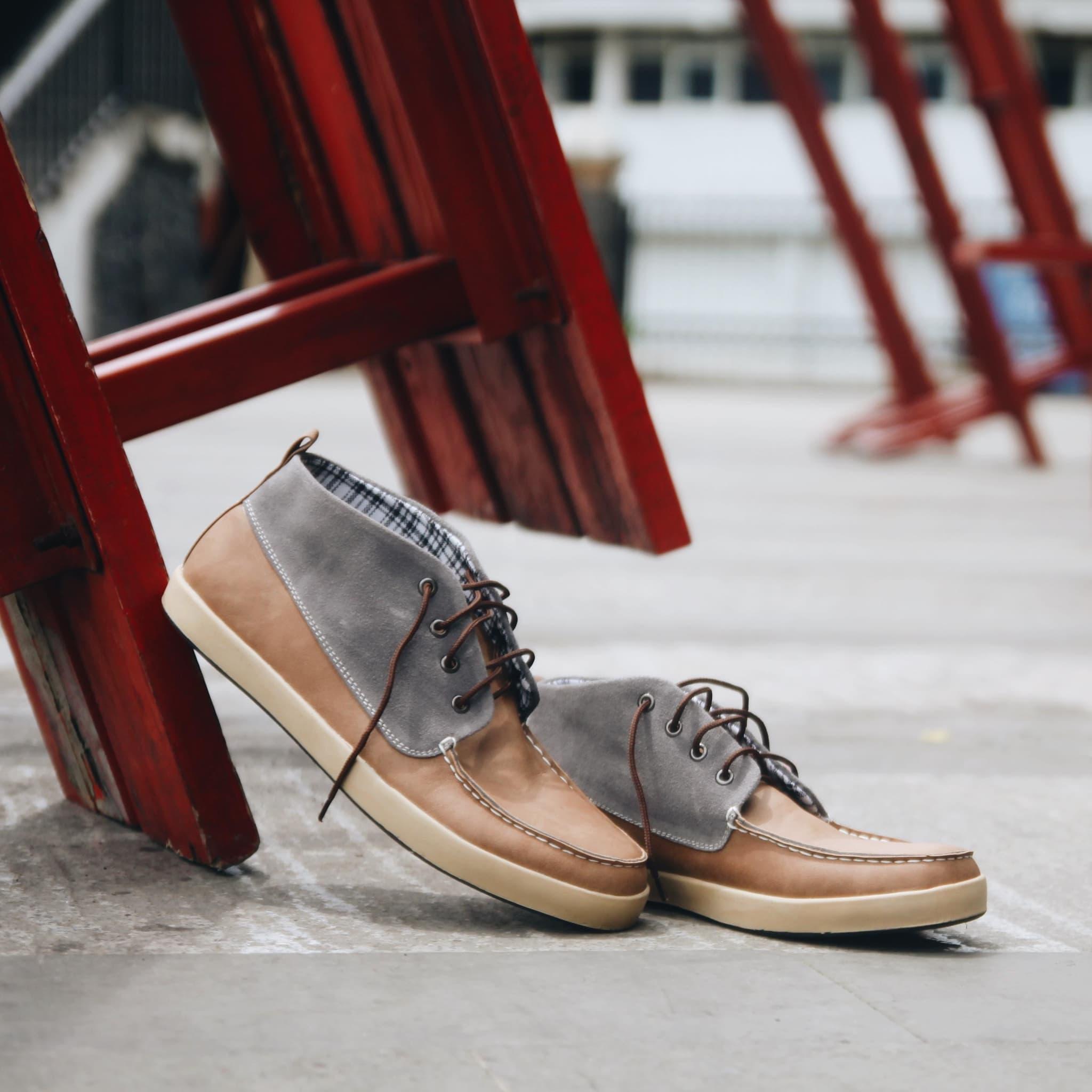 Jual Headway Footwear 26 Create Brown Sepatu Handmade Bandung 44 Sign