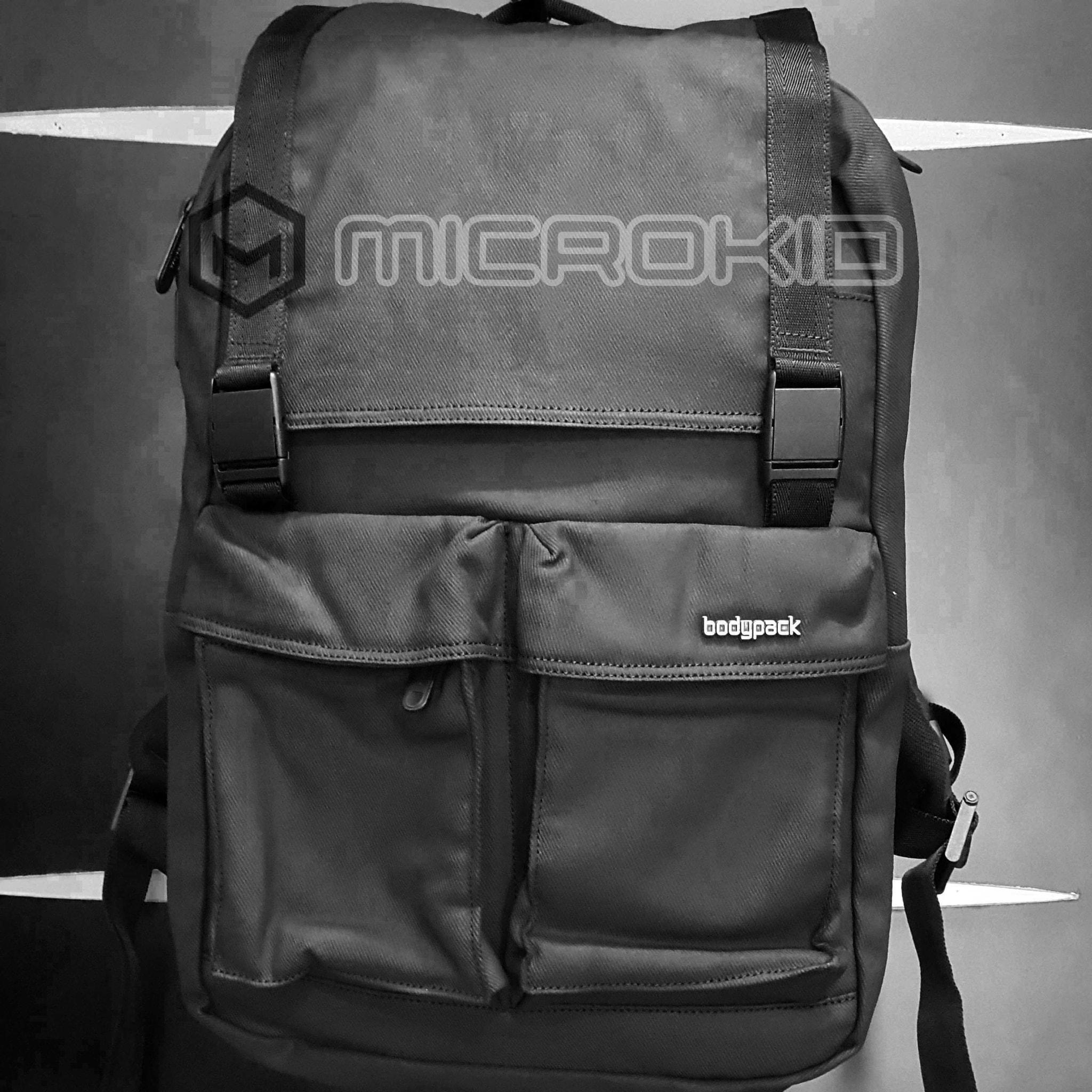 Bodypack Elevate 10 Black Daftar Harga Terkini Dan Terlengkap Prodigers Fresno Light Grey 2838batn Jual Tas 2828bhtn R Lt14
