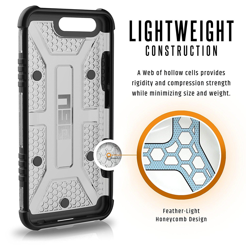 UAG Huawei P10 Plus Case Plasma - Ash