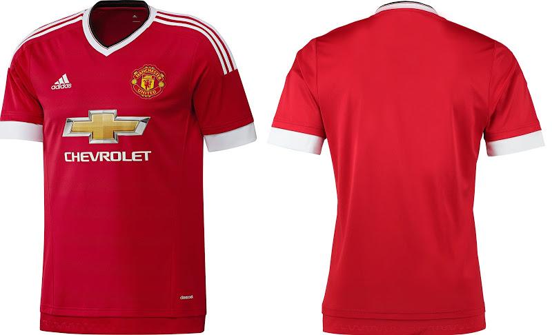 buy online b7935 71d9c jersey original manchester united 2015-2016 home