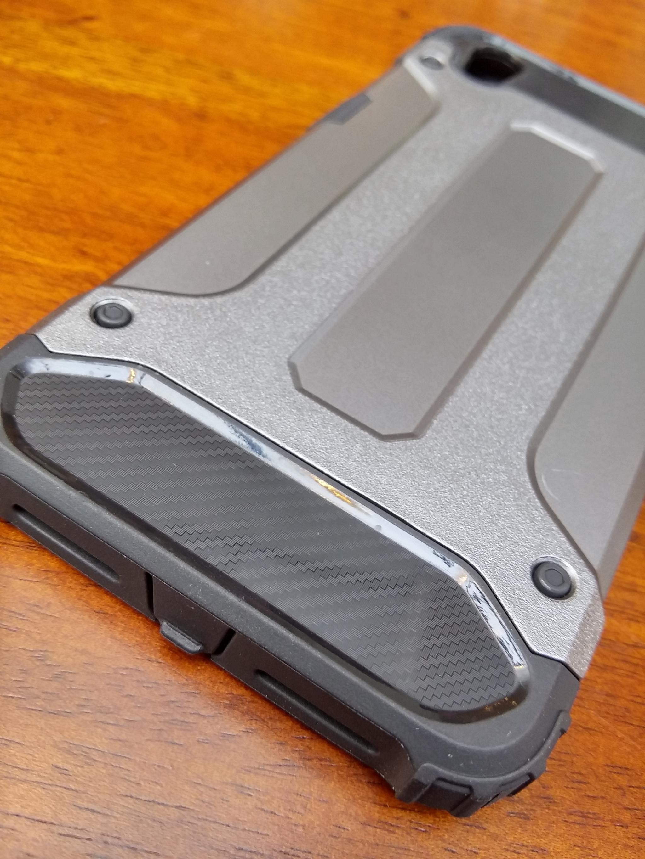OPPO F1 Plus R9 Defender Armor Case - Soft Gel  Polycarbonate