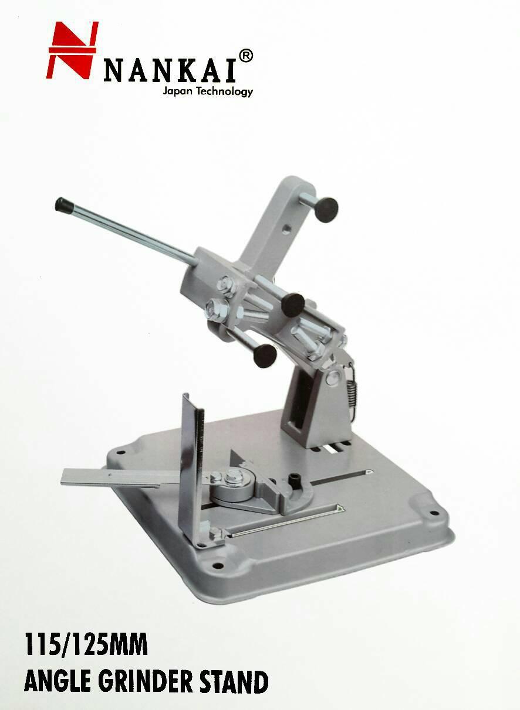 Jual Dudukan Gerinda Nankai Angle Grinder Stand 115 125mm Kian Sejahtera Tokopedia
