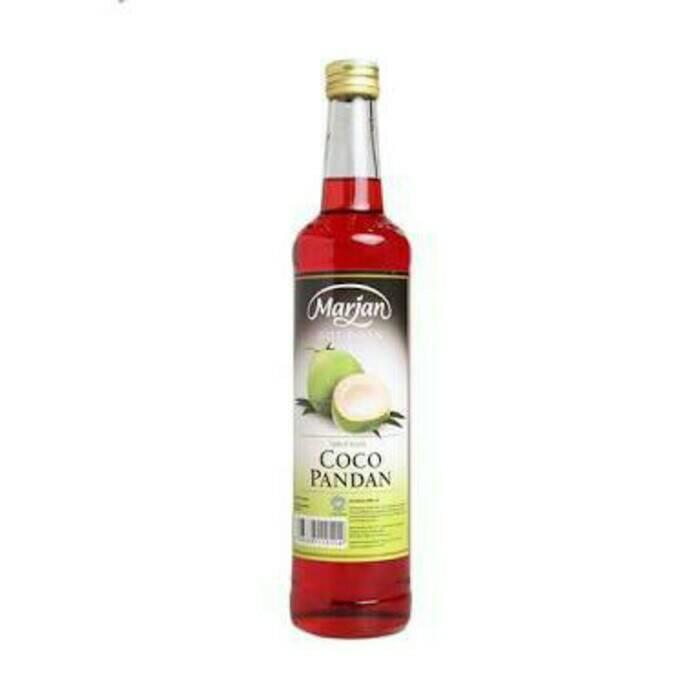 harga sirup marjan cocopandan / syrup marjan 460 ml Tokopedia.com