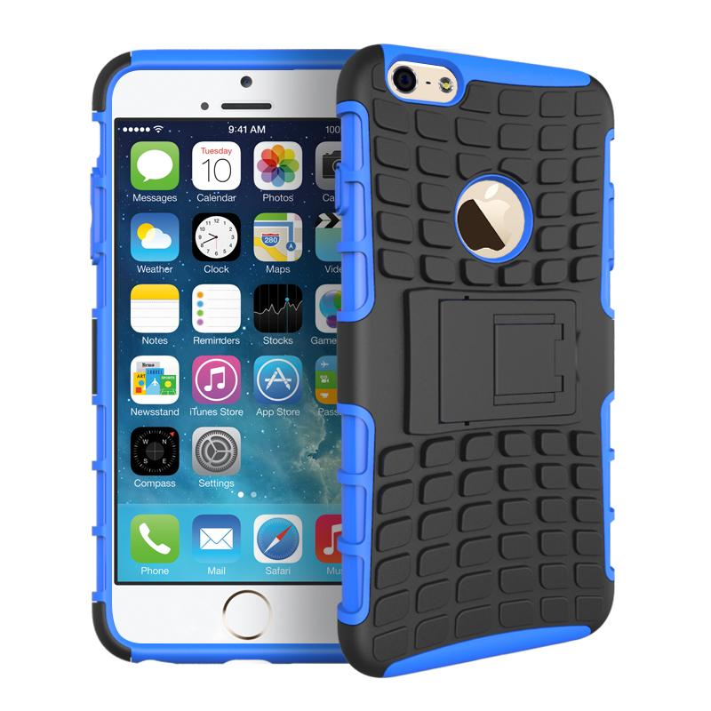 Apple iPhone 6 4.7 Armor Case Xphase Soft Gel Case Polycarbonate