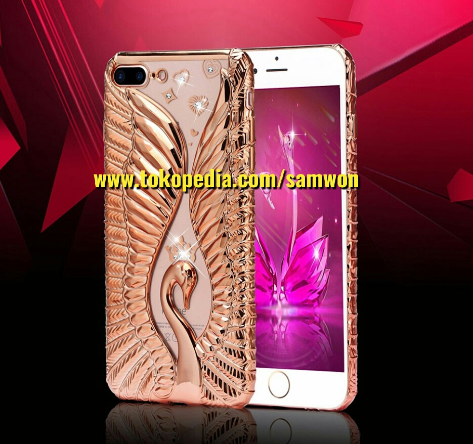 Samwon Iphone 7 Rose Gold Luxury Diamond Casing Case5 Daftar Harga Original Gearmax Wiwu Premium Sj 001 6 6s Plus Case 55 Inch Jual Infinite Tokopedia