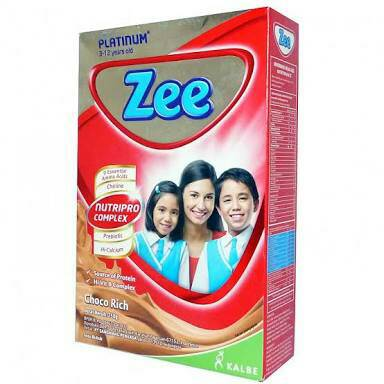 harga PROMO Zee Platinum 350gr | GRATIS sirup ABC Squash Orange 525ml Tokopedia.com
