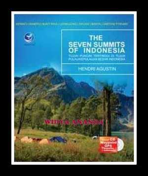 The Seven Summits Of Indonesia, Tujuh Puncak Tertinggi