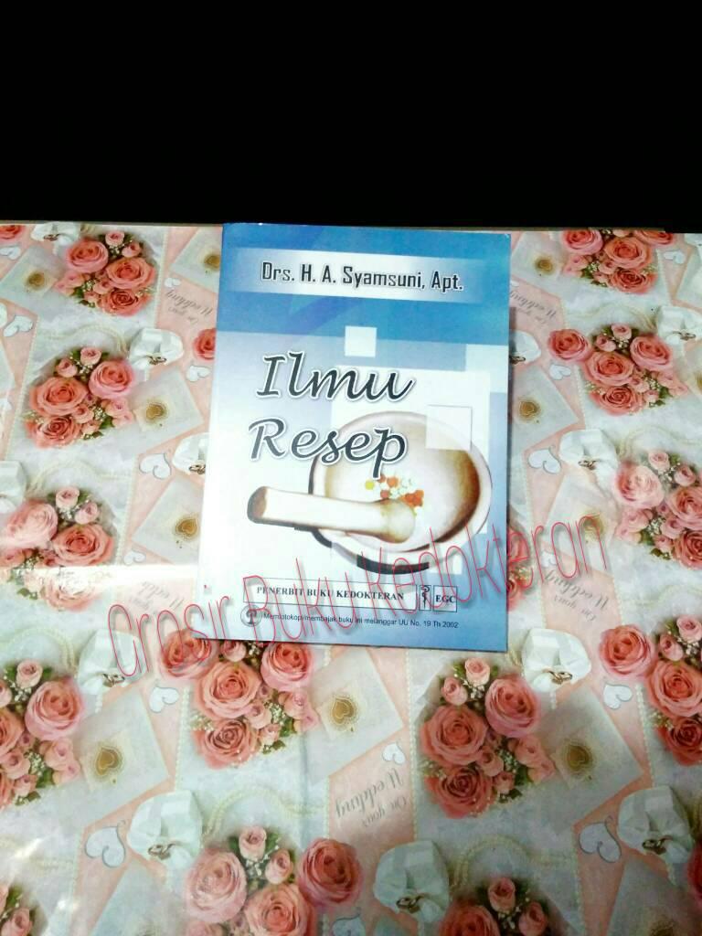 Ilmu Resep/Farmasi/Buku Resep/Buku